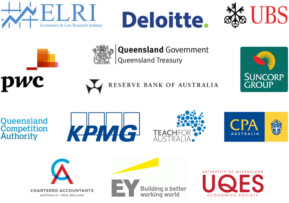 ELRI - 2016 Premier Sponsor of University of Queensland Economics Society