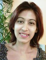Farhana Chowdhury, ELRI Fellow
